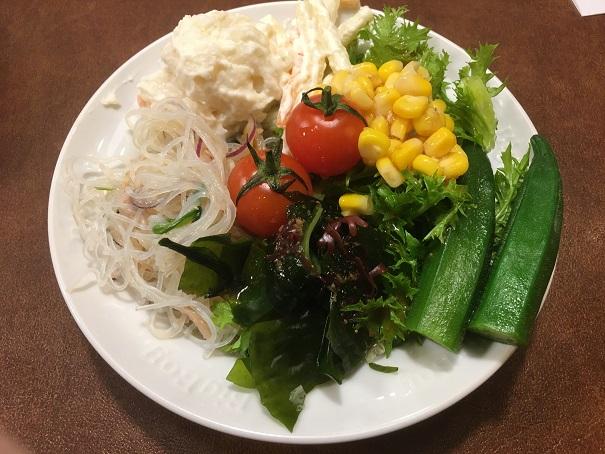 ビッグボーイ-サラダ