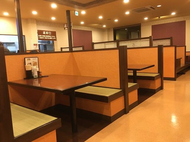 らら亭-店内2