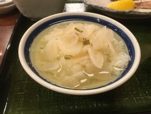 らら亭-無限茶漬け