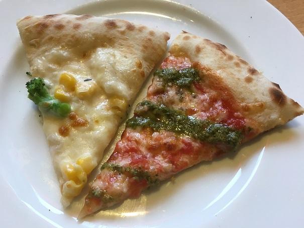 モダンパスタ-ピザ食べ放題ピザ1