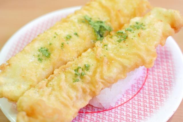 かっぱ寿司-いか天握り