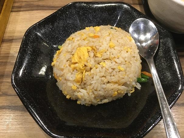マルキン商店-野菜炒飯(LINEクーポン)