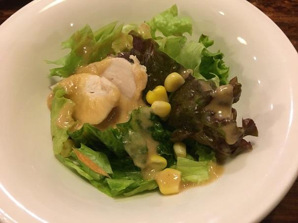 ナポリの食卓-サラダ